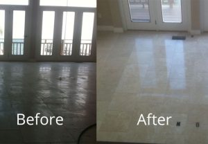 Stone, Tile & Grout Cleaning service
